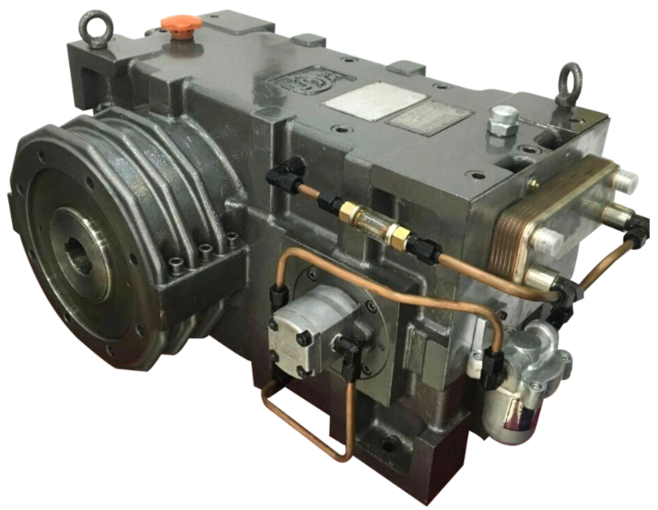 SG High Torque Single Screw Hard Teeth Surface Gearbox